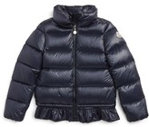 Moncler Girl's Anette Water Resistant Down Jacket