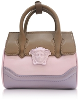 Versace Palazzo Empire Multicolor Leather Mini Handbag