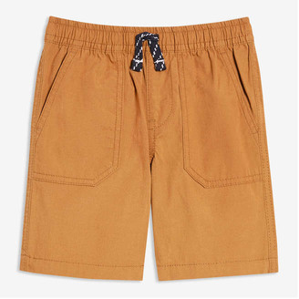 Joe Fresh Toddler Boys' Cotton Shorts, Tan (Size 3)