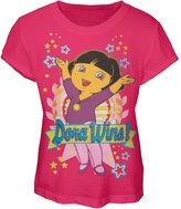 Dora the Explorer Wins Girls Youth T-Shirt