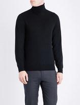 Ralph Lauren Purple Label Turtleneck fine-knit cashmere jumper