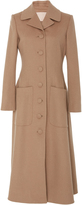 Brock Collection Connie Camel Hair Trench Coat