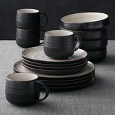 Crate & Barrel 18th Street 16-Piece Dinnerware Set