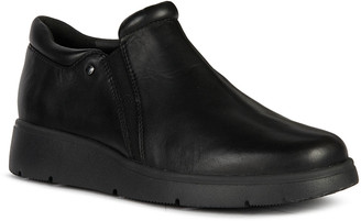 Geox Arlara 1 Napa Side-Zip Sneakers