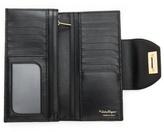 Salvatore Ferragamo Mediterraneo Light Flap Wallet