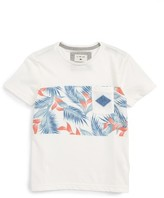 Quiksilver Toddler Boy's Faded Time T-Shirt