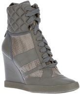 Chloé hi-top wedge sneaker