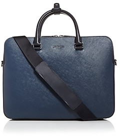 Michael Kors Henry Leather Briefcase