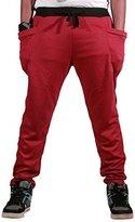 SlickBlue Men's Stylish Casual Simple Sports Fitness Sweat Pants