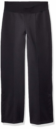 Betsey Johnson Women's Wide Leg Snap Track Pant
