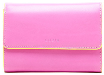 Lodis Audrey Continental Leather Wallet