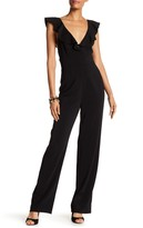 Issue New York Ruffle Jumpsuit