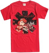 Hot Topic Hot Chili Peppers One Hot Minute T-Shirt
