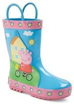 Peppa Pig Kids' Big Splash Rain Boots