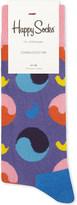 Happy Socks Ying Yang cotton-blend socks