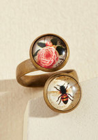 ModCloth Flourishing Adornment Ring