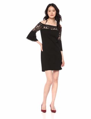 BB Dakota Women's Desperado Off The Shoulder Dress