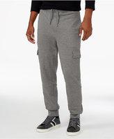 Sean John Men's Fleece Cargo Jogger Pants