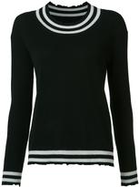 RtA Charlotte Cashmere Sweater - Black