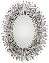 Arteriors Prescott Wall Mirror - Antiqued Silver