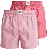 Levi's® 2 Pack Boxer Shorts Red