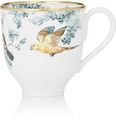 Hermes Carnets D'Equateur Bird-Illustrated Mug