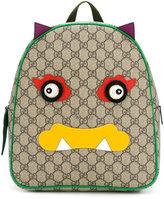 Gucci Kids - monster backpack - kids - Polyurethane - One Size
