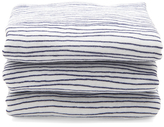 Water Works Striped Wash Towel
