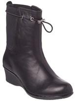 Taryn Rose Aq Amir Leather Boot.