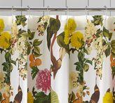 Pottery Barn Ashley Bird Shower Curtain