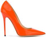 Jimmy Choo Anouk 120 pumps - women - Leather/Patent Leather - 39
