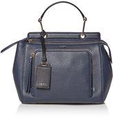 DKNY Deerskin small satchel