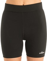 Dolfin Aquashape Solid Mid-Length Swim ActiveShorts