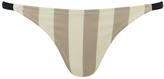 Solid & Striped Women's The Morgan Bikini Bottom Nude & Cream