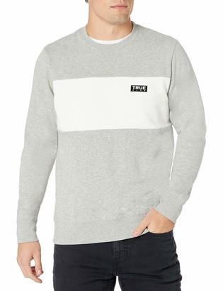 True Religion Men's Long Sleeve Sweater