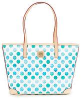 Dooney & Bourke Dots Collection Charleston Shopper