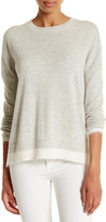 Derek Lam 10 Crosby Crew Neck Cashmere Sweater
