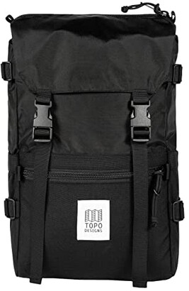 Topo Designs Rover Pack - Classic (Black/Black) Backpack Bags