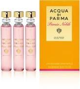 Acqua di Parma Peonia Nobile Leather Purse Spray Refills 3x20ml