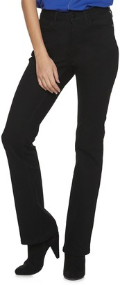 JLO by Jennifer Lopez Women's Flawless Sculpt Bootcut Jeans
