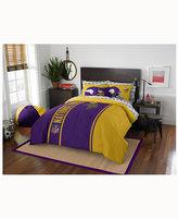Northwest Company Minnesota Vikings 7-Piece Full Bed Set