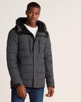 Hfx Puffer Ski Jacket