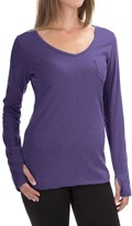 The North Face Maryl Shirt - V-Neck, Long Sleeve (For Women)