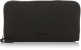 Lanvin Zip-around grained leather wallet