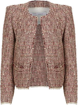 IRO Riona Tweed Knit Jacket