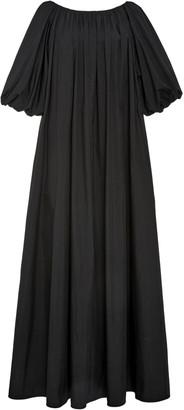 Co Cotton-Blend Maxi Dress