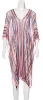 Missoni Open Knit Printed Cover-Up