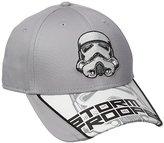 New Era Cap Men's Logo Scramble Star Wars Storm Trooper Iv 9forty Adjustable
