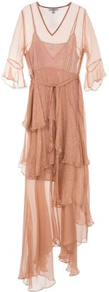 We Are Kindred Arabella silk maxi dress