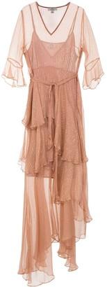 We Are Kindred Arabella silk maxi dress